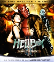 Hellboy II: The Golden Army movie poster (2008) picture MOV_7c61ac74