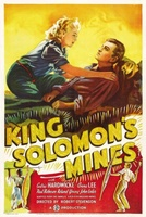 King Solomon's Mines movie poster (1937) picture MOV_7c62b281