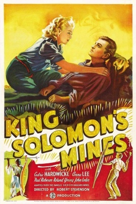 King Solomon's Mines movie poster (1937) poster MOV_7c62b281