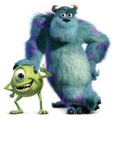 Monsters Inc movie poster (2001) picture MOV_7c650243
