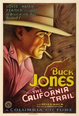 The California Trail movie poster (1933) poster MOV_7c65131e