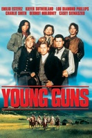 Young Guns movie poster (1988) picture MOV_7c6da799