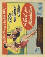 The Girl from Manhattan movie poster (1948) picture MOV_7c703dc1