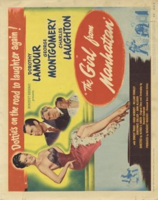 The Girl from Manhattan movie poster (1948) poster MOV_7c703dc1