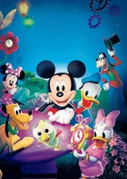 Mickey's Adventures in Wonderland movie poster (2009) picture MOV_7c875f3b