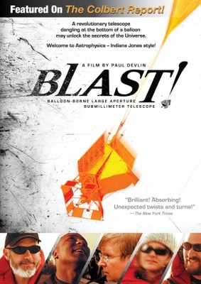 BLAST! movie poster (2008) poster MOV_7c895c0c