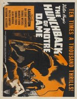The Hunchback of Notre Dame movie poster (1939) picture MOV_7c920853