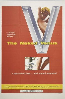 The Naked Venus movie poster (1959) poster MOV_7c9531e0