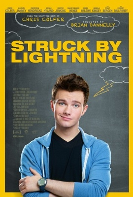 Struck by Lightning movie poster (2012) poster MOV_7c964fd1