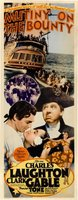 Mutiny on the Bounty movie poster (1935) picture MOV_7c969ce3