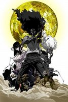 Afro Samurai movie poster (2009) picture MOV_7c99bcdc