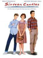 Sixteen Candles movie poster (1984) picture MOV_7c9c8dbe