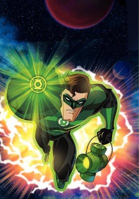 Green Lantern: First Flight movie poster (2009) poster MOV_7c9da3ed