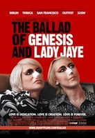 The Ballad of Genesis and Lady Jaye movie poster (2011) picture MOV_7ca91488