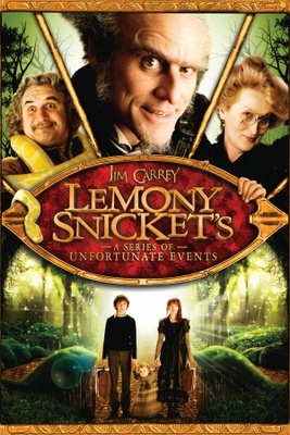 Lemony Snicket's A Series of Unfortunate Events movie poster (2004) poster MOV_7cabf8ac