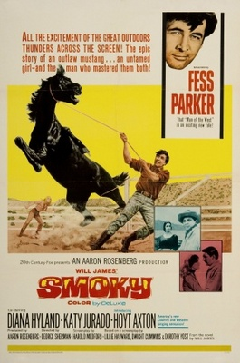 Smoky movie poster (1966) poster MOV_7cbce73d