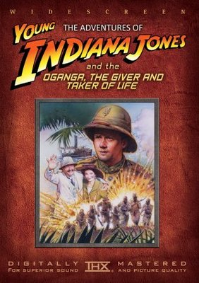 The Young Indiana Jones Chronicles movie poster (1992) poster MOV_7cc11f9f