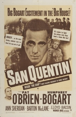 San Quentin movie poster (1937) poster MOV_7cc8be7d