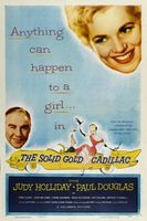 The Solid Gold Cadillac movie poster (1956) picture MOV_ababde88