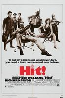 Hit! movie poster (1973) picture MOV_ceb5d3c8
