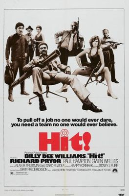 Hit! movie poster (1973) poster MOV_7cd5b8ae