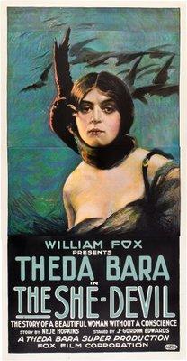The She Devil movie poster (1918) poster MOV_7cdb1971