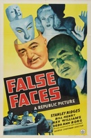 False Faces movie poster (1943) picture MOV_7cdf076f