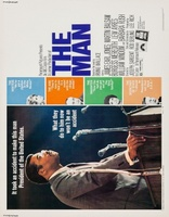 The Man movie poster (1972) picture MOV_7ce137d8