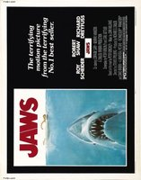Jaws movie poster (1975) picture MOV_7ce6c735