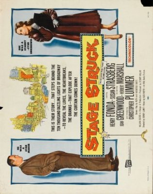 Stage Struck movie poster (1958) poster MOV_7ce876ed