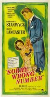 Sorry, Wrong Number movie poster (1948) picture MOV_7ced5ace