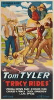 Tracy Rides movie poster (1935) picture MOV_7cf1d61e