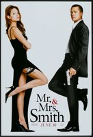 Mr. & Mrs. Smith movie poster (2005) picture MOV_7cf3bc28