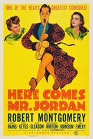 Here Comes Mr. Jordan movie poster (1941) picture MOV_7cff455e