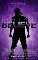 Justin Bieber's Believe movie poster (2013) picture MOV_7cffaf81