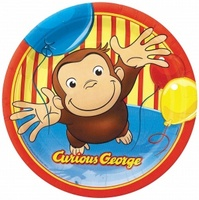 Curious George movie poster (2006) picture MOV_7d00d6e7
