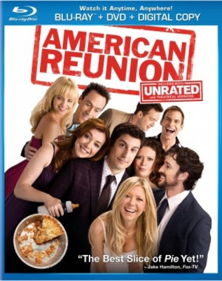 American Reunion movie poster (2012) poster MOV_7d03f9be
