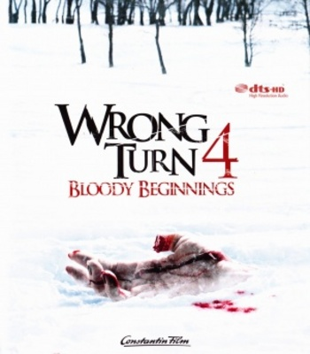 Wrong Turn 4 movie poster (2011) poster MOV_7d0468c7