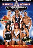 American Gladiators Ultimate Workout movie poster (2008) picture MOV_7d092a8b