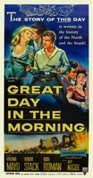 Great Day in the Morning movie poster (1956) picture MOV_7d10cf5b
