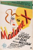 Madame X movie poster (1937) picture MOV_7d1754c0