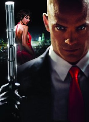 Hitman movie poster (2007) poster MOV_7d182987