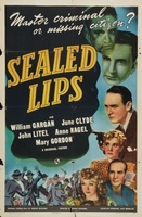 Sealed Lips movie poster (1942) picture MOV_ce20e2b1