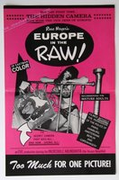 Europe in the Raw movie poster (1963) picture MOV_7d22f427