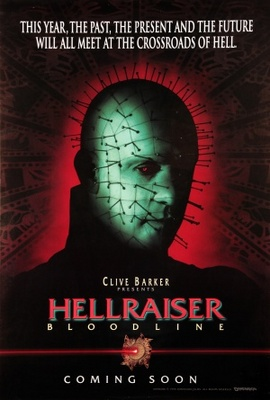 Hellraiser: Bloodline movie poster (1996) poster MOV_7d2e6a89