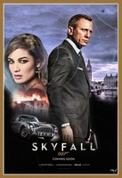 Skyfall movie poster (2012) picture MOV_7d3651bc