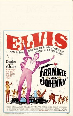 Frankie and Johnny movie poster (1966) poster MOV_7d383f46