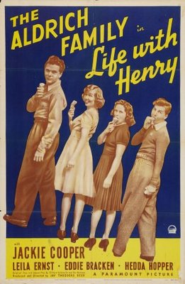 Life with Henry movie poster (1941) poster MOV_7d386718