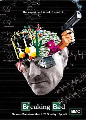 Breaking Bad movie poster (2008) poster MOV_7d3dccb7