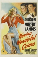 Having Wonderful Crime movie poster (1945) picture MOV_7d474e15